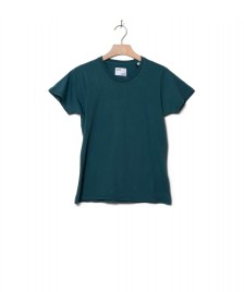 Colorful Standard Colorful Standard W T-Shirt CS 2051 green ocean