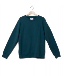 Colorful Standard Colorful Standard Sweater CS 1005 green ocean