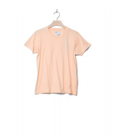 Colorful Standard Colorful Standard W T-Shirt CS 2051 orange paradise peach