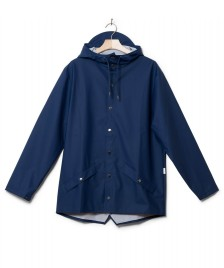 Rains Rains Rainjacket Short blue true