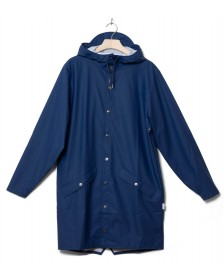 Rains Rains Rainjacket Long blue true