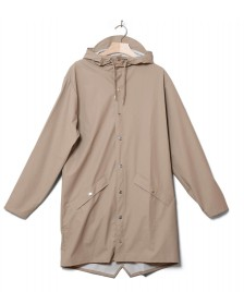 Rains Rains Rainjacket Long beige