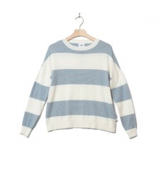 Klitmoller Collective Klitmoller W Knit Benthe blue cream/heaven
