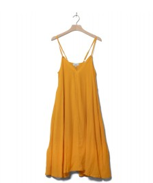 Minimum Minimum W Dress Yarah yellow sunflower