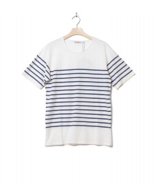 Minimum Minimum T-Shirt Balser white true navy