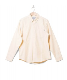 Carhartt WIP Carhartt WIP Shirt L/S Button Down Pocket beige fresco