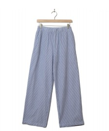 Wemoto Wemoto W Pants Nia blue navy-white
