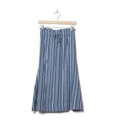 Wemoto Wemoto W Skirt Alina Printed blue indigo