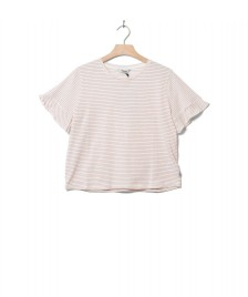 Wemoto Wemoto W Top Katti Stripe white off/red