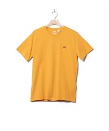 Levis Levis T-Shirt Original Hm yellow golden apricot