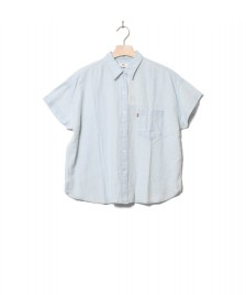 Levis Levis W Shirt Alexandra blue light mid wash (cl)