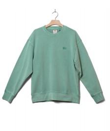 Levis Levis Sweater Authentic Logo Crewneck green creme de menthe