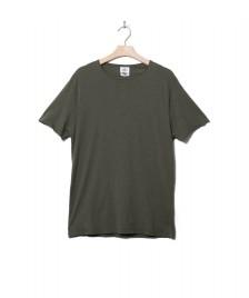Klitmoller Collective Klitmoller T-Shirt Sigurd green olive flame