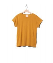 Klitmoller Collective Klitmoller W T-Shirt Sigrid yellow sun