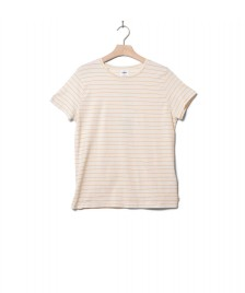 Klitmoller Collective Klitmoller W T-Shirt Trine white cream/sun
