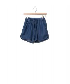 Klitmoller Collective Klitmoller W Shorts Linda Chambrey blue dark