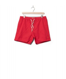 Lightning Bolt Lightning Bolt Shorts Plain Turtle red tango