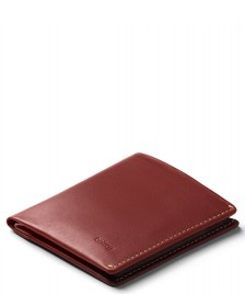 Bellroy Bellroy Wallet Note Sleeve II RFID red earth