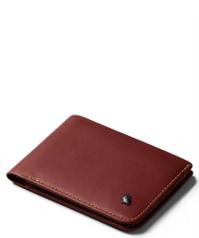 Bellroy Bellroy Wallet Hide & Seek LO RFID red earth