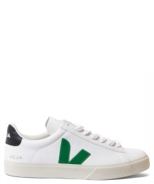Veja Veja Shoes Campo Leather white extra emeraude black