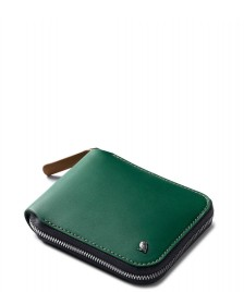 Bellroy Bellroy Wallet Zip green racing
