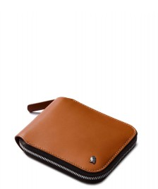 Bellroy Bellroy Wallet Zip brown caramel