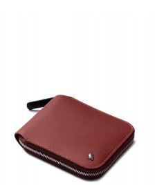 Bellroy Bellroy Wallet Zip red earth