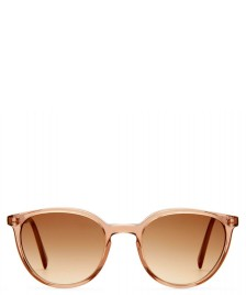 Viu Viu Sunglasses Kitten rose tan shiny