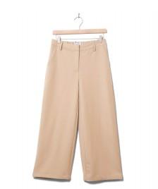 Minimum Minimum W Pants Culotta beige nomad