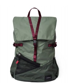 Sandqvist Sandqvist Backpack Kasper LW green multi dusty