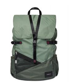 Sandqvist Sandqvist Backpack Kasper LW green multi dusty