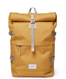 Sandqvist Sandqvist Backpack Bernt yellow