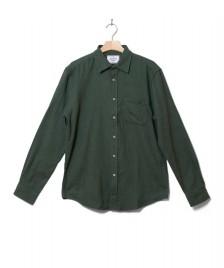 Portuguese Flannel Portuguese Flannel Shirt Teca green moss