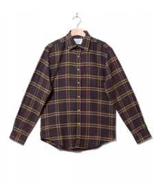 Portuguese Flannel Portuguese Flannel Shirt Night multi brown