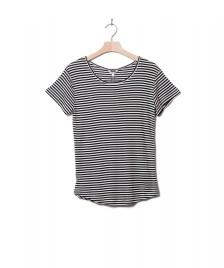 MbyM MbyM W T-Shirt Lucianna black sugar stripe
