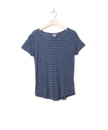 MbyM MbyM W T-Shirt Lucianna blue vintage moonless
