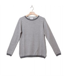 Klitmoller Collective Klitmoller W Knit Rosa grey light/cream