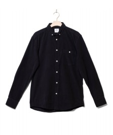 Klitmoller Collective Klitmoller Shirt Benjamin Cord black