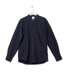 Klitmoller Collective Klitmoller Shirt Simon blue navy