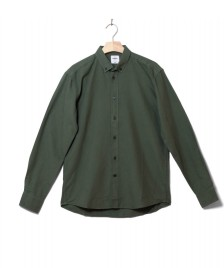 Klitmoller Collective Klitmoller Shirt Basic green olive