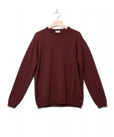 Klitmoller Collective Klitmoller Knit Basic red bordeaux