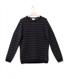 Klitmoller Collective Klitmoller Knit Jesper black/light grey