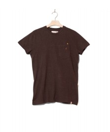 Revolution (RVLT) Revolution T-Shirt 1199 HEL brown dark