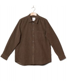 Wood Wood Wood Wood Shirt Aske green dark
