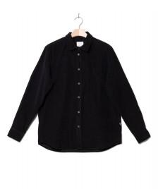 Wood Wood Wood Wood Shirt Aske black
