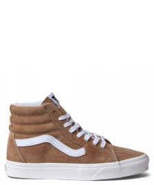 Vans Vans W Shoes Sk8-Hi brown sugar/snow white