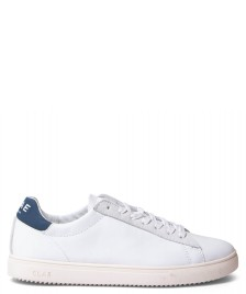 Clae Clae Shoes Bradley white ensign blue