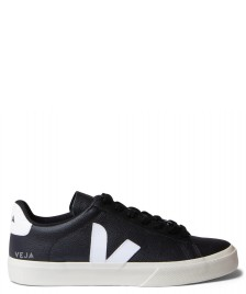 Veja Veja Shoes Campo Leather black/white
