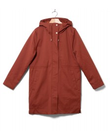 Selfhood Selfhood W Winterjacket 77157 red rust