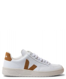 Veja Veja W Shoes V-12 Leather white extra camel
